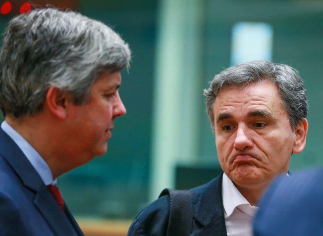 Σεντένο για συνάντηση με Τσακαλώτο: Είχαμε καλή ανταλλαγή απόψεων για το Eurogroup | tanea.gr