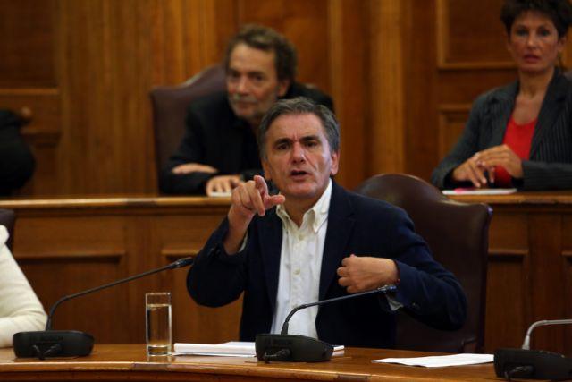 Τσακαλώτος: Δεν καταργείται ο νόμος Κατσέλη | tanea.gr