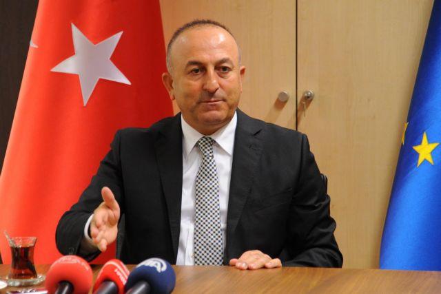 Τσαβούσογλου: Εκτός από διπλωματία υπάρχει και άλλη επιλογή για τα ελληνοτουρκικά | tanea.gr