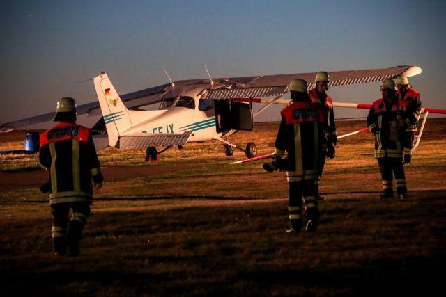 Σύγκρουση αεροσκαφών στον Καναδά | tanea.gr