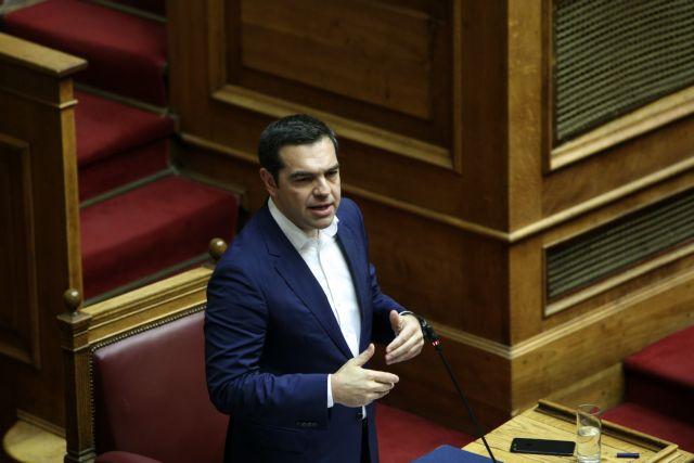 Τσίπρας: Κατόρθωμα ο νόμος Κατρούγκαλου | tanea.gr