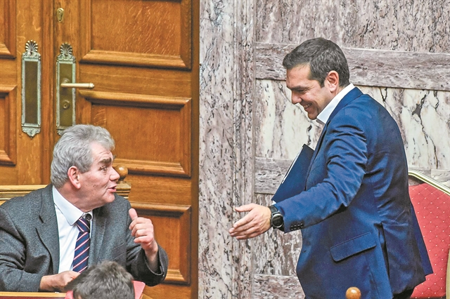 Novartis και Παπαγγελόπουλος διχάζουν τον ΣΥΡΙΖΑ | tanea.gr