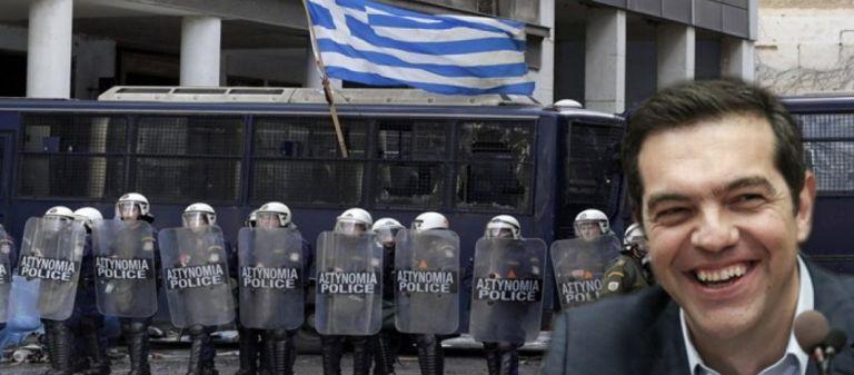O Τσίπρας δεν έχει κλούβα έξω από το γραφείο του γιατί την έχει στείλει έξω από το σπίτι μας | tanea.gr