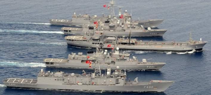Πολεμικό σκηνικό στήνουν οι Τούρκοι - Αποκαλυπτικό άρθρο της Sabah | tanea.gr