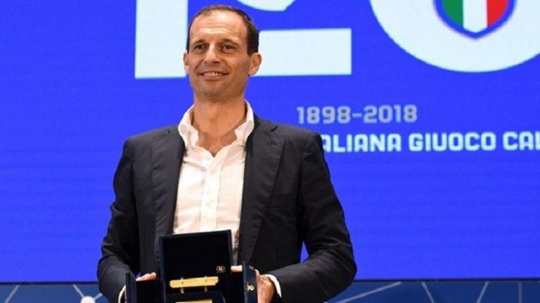 Κορυφαίος προπονητής στην Ιταλία ο Αλέγκρι | tanea.gr