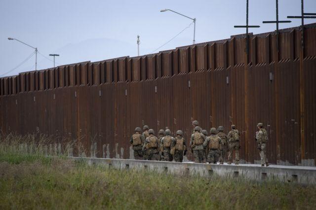 «Χτίστε το τείχος» : Η πολιτική Τραμπ απέναντι στους μετανάστες σε παιχνίδι | tanea.gr