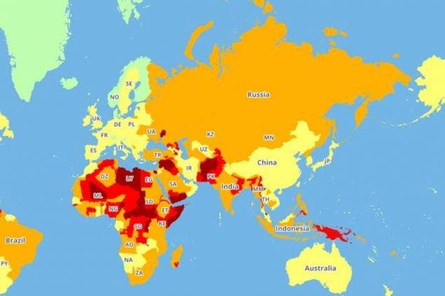 Ποιες είναι οι πιο ασφαλείς και ποιες οι πιο επικίνδυνες χώρες για το 2019 | tanea.gr