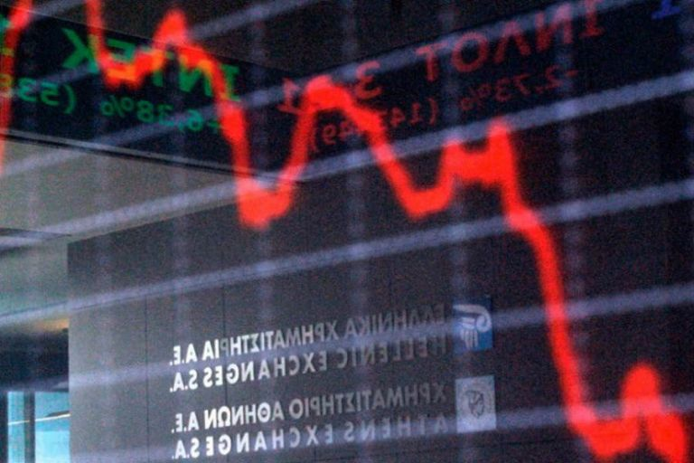 Τραπεζικό sell off χτυπά το Χρηματιστήριο | tanea.gr