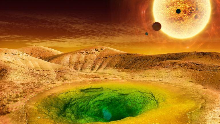 Οι παράξενοι κόσμοι του διαστήματος : Οι επτά πιο ενδιαφέροντες εξωπλανήτες | tanea.gr