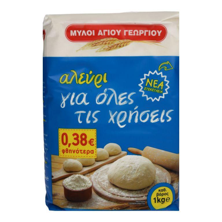 Ο ΕΦΕΤ αποσύρει πασίγνωστο αλεύρι από την αγορά | tanea.gr