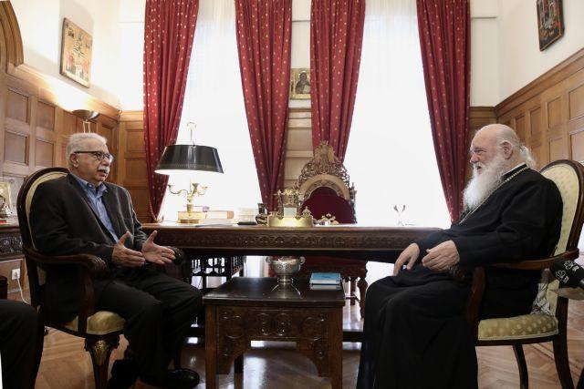 Ο Γαβρόγλου «αδειάζει» Ιερώνυμο για την μισθοδοσία των κληρικών   tanea.gr