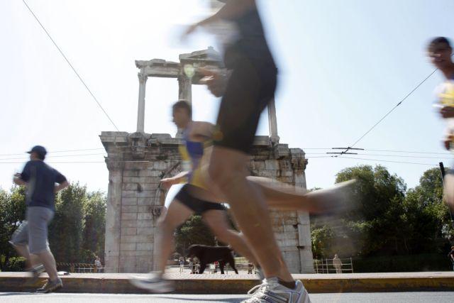 32ος Γύρος της Αθήνας : Δείτε ποιοι δρόμοι κλείνουν μέχρι τις 12:30 το μεσημέρι | tanea.gr