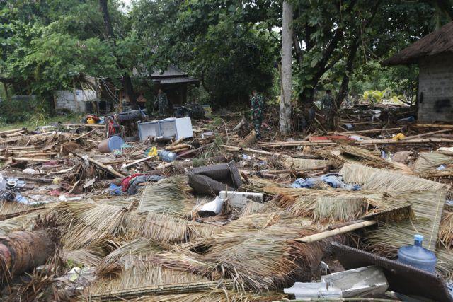 Τσουνάμι στην Ινδονησία : Στους 429 οι νεκροί   tanea.gr