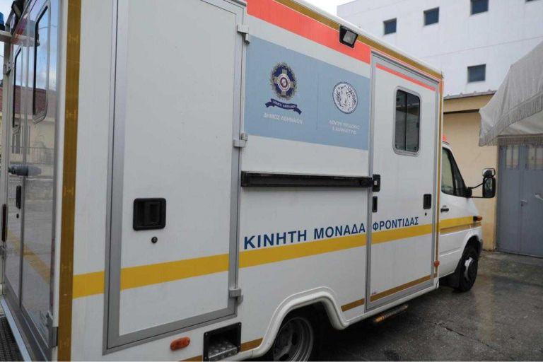 Κινητή μονάδα φροντίδας στην υπηρεσία αστέγων και άπορων | tanea.gr