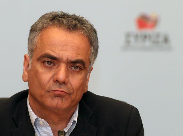 Σκουρλέτης: «Δεν τίθεται θέμα συνεργασίας του ΣΥΡΙΖΑ με τους ΑΝΕΛ» | tanea.gr