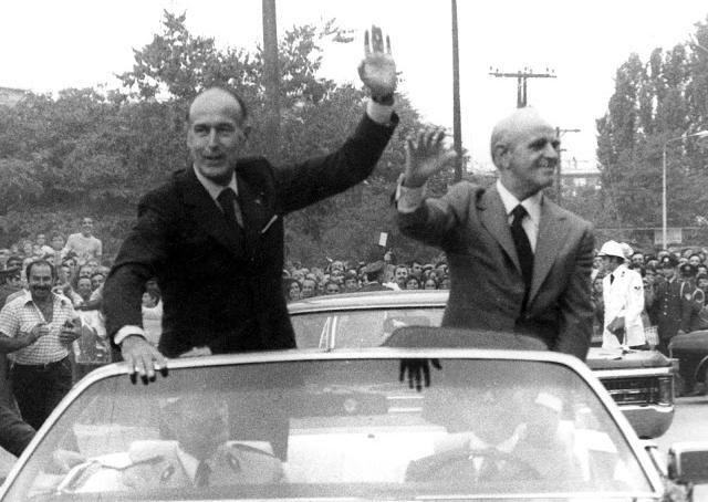 50 χρόνια Ελλάς - Γαλλία συμμαχία   tanea.gr
