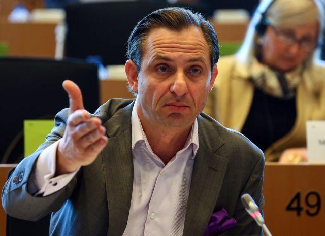 Ο ευρωβουλευτής Γιώργος Χατζημαρκάκης παρουσιάζει το κόμμα του | tanea.gr