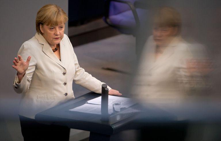 Μέρκελ: «Δεν βλέπω κούρεμα για την Ελλάδα» | tanea.gr
