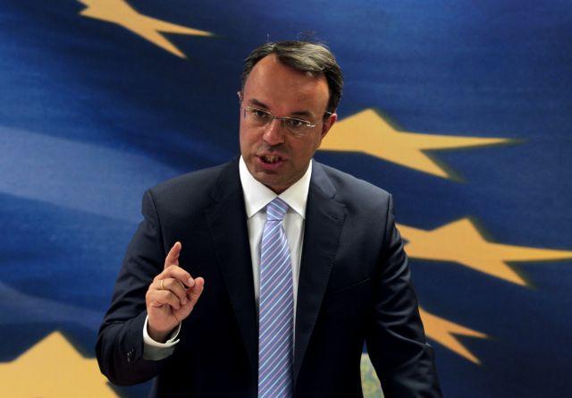 Αντιμετωπίσιμες οι υστερήσεις στα έσοδα του πρώτου εξαμήνου, λέει ο Σταϊκούρας | tanea.gr
