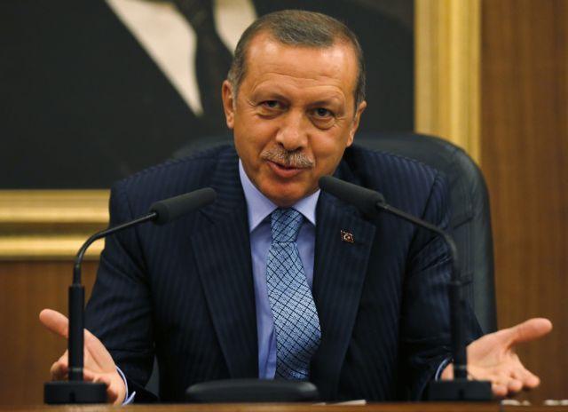 Αντεπίθεση Ερντογάν μετά το σκάνδαλο διαφθοράς | tanea.gr