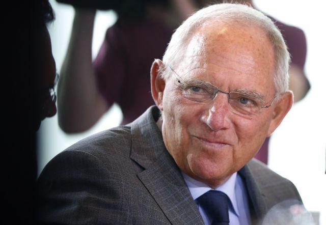 Σόιμπλε: «Οι Ευρωπαίοι δεν θα απογοητεύσουν την Ελλάδα» | tanea.gr
