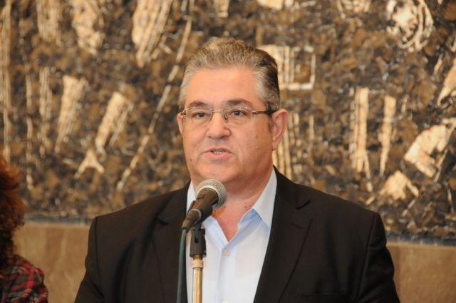 Κουτσούμπας: «Ο ΣΥΡΙΖΑ είναι δύναμη ενσωμάτωσης στον καπιταλισμό» | tanea.gr