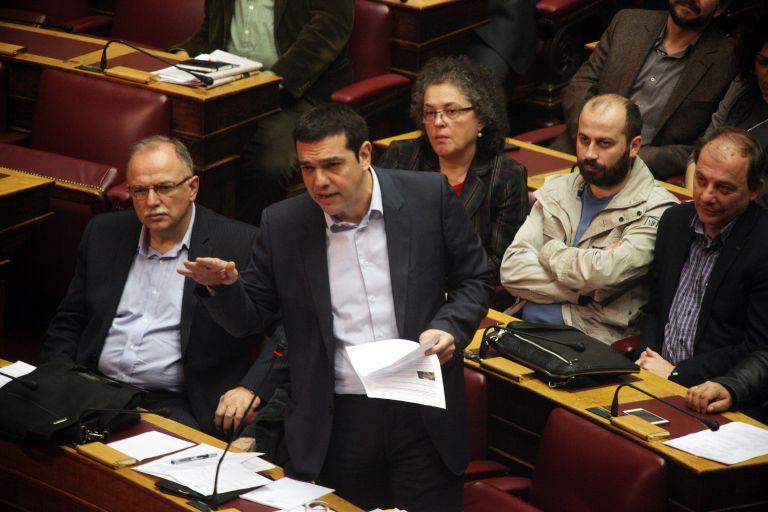 Μεθόδευση για την ημερομηνία των αυτοδιοικητικών εκλογών καταγγέλλει ο Τσίπρας | tanea.gr