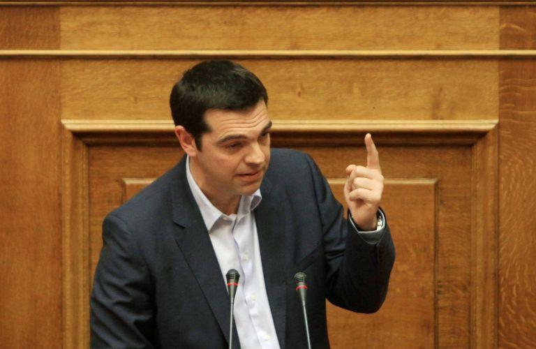 Τσίπρας: «Η κυβέρνηση έχει επιφέρει ανθρωπιστική κρίση στη χώρα»   tanea.gr