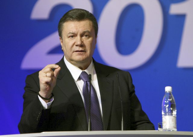 Την έκδοση του Γιανουκόβιτς θα ζητήσει το Κίεβο από τη Μόσχα   tanea.gr