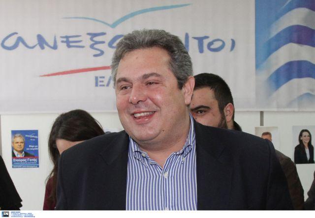 Καμμένος: «Επιδιώκουμε κυβέρνηση εθνικής ενότητας με συγκεκριμένες κόκκινες γραμμές» | tanea.gr