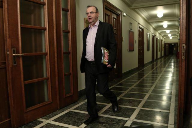Δημήτρης Στρατούλης: «Δεν θα αυξήσουμε τα όρια συνταξιοδότησης» | tanea.gr