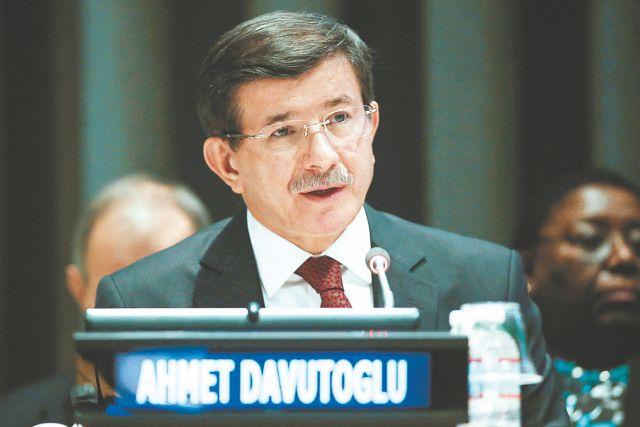 Νταβούτογλου: «Ισλαμικό κράτος και PKK εμπλέκονται στην επίθεση στην Αγκυρα» | tanea.gr