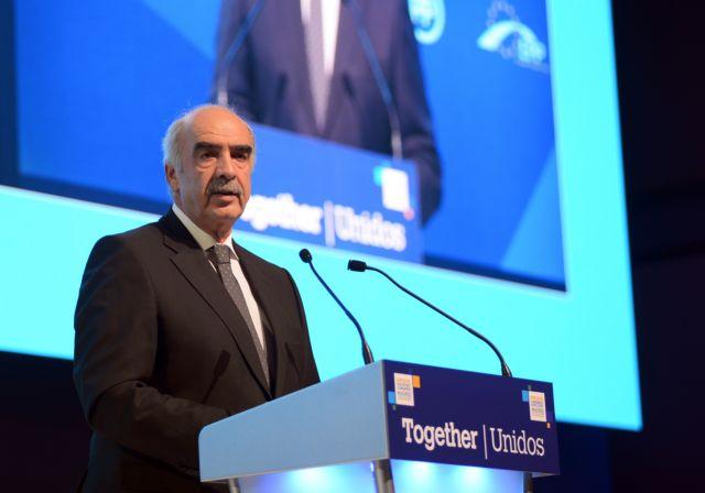Μεϊμαράκης: Οχι φύλαξη συνόρων με χώρες που δεν ανήκουν στην ΕΕ   tanea.gr