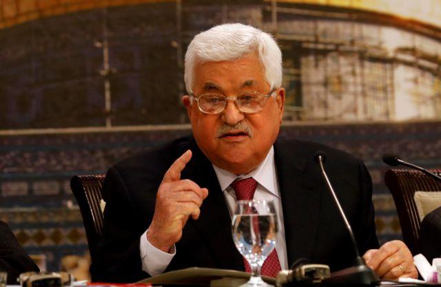 Ο Μαχμούντ Αμπάς επανεξελέγη πρόεδρος της ΟΑΠ | tanea.gr