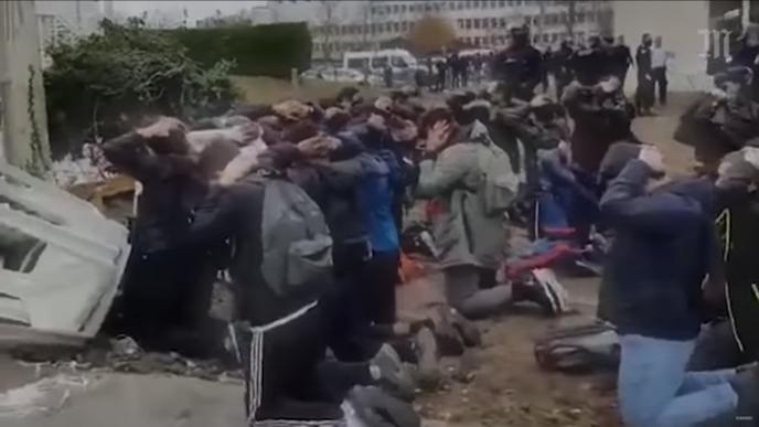 Σάλος στη Γαλλία από τη σύλληψη 146 μαθητών | tanea.gr