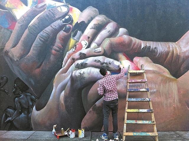 Street artists με διεθνή ακτινοβολία | tanea.gr
