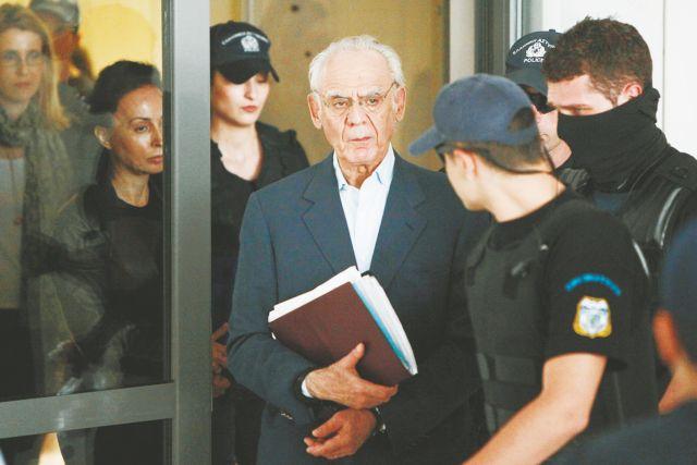 «Στημένη επιχείρηση πολιτικής και οικογενειακής δολοφονίας η δίκη», είπε ο Τσοχατζόπουλος   tanea.gr