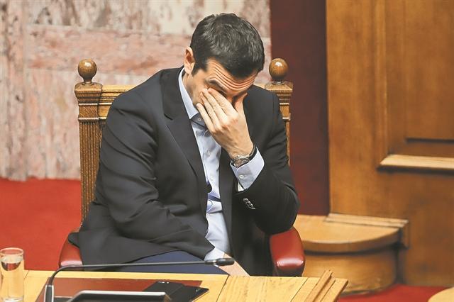 Ενοχη σιωπή από Τσίπρα και Παππά | tanea.gr