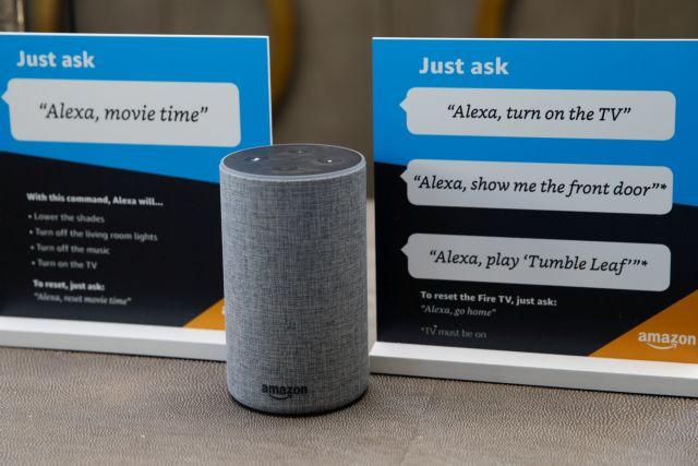 Η Alexa της Amazon «κράσαρε» τα Χριστούγεννα | tanea.gr