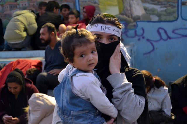 Προσφυγικό: Εγκλωβισμένοι χωρίς προοπτική στη Χίο | tanea.gr