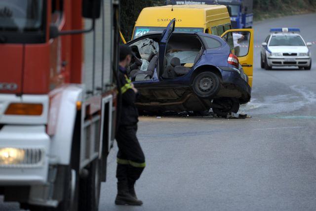 Θεσσαλονίκη: Χωρίς θανατηφόρα τροχαία, η έξοδος των Χριστουγέννων | tanea.gr