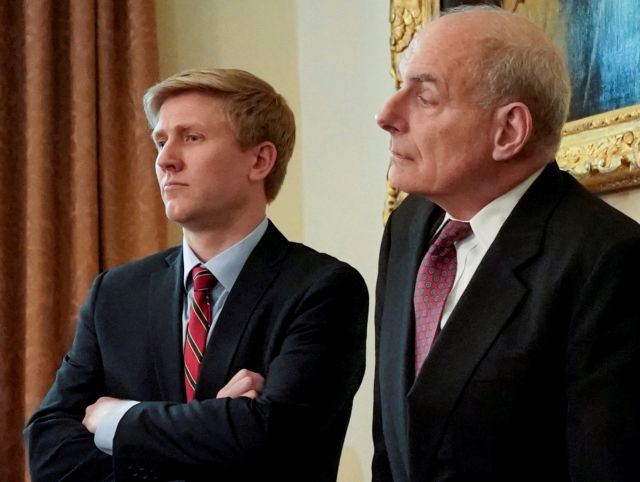 ΗΠΑ: Αποχωρεί ο προσωπάρχης του Λευκού Οίκου Τζον Κέλι | tanea.gr