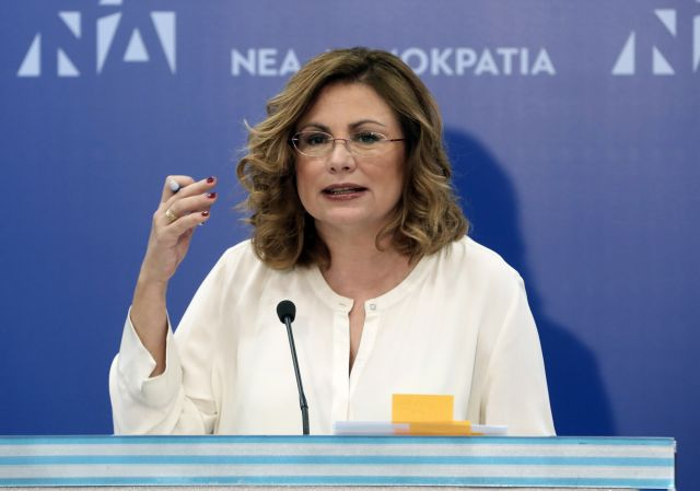 Νέα πυρά από Σπυράκη για το σκάνδαλο ΔΕΠΑ-Λαυρεντιάδη   tanea.gr