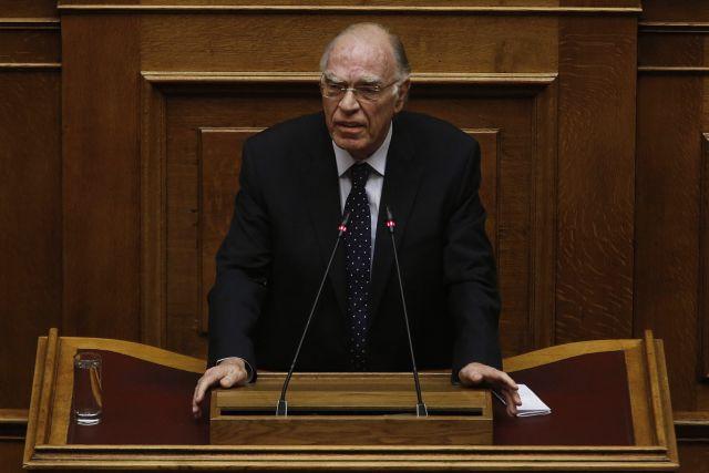 Λεβέντης: Συνένοχος ο Καμμένος στη Συμφωνία των Πρεσπών | tanea.gr