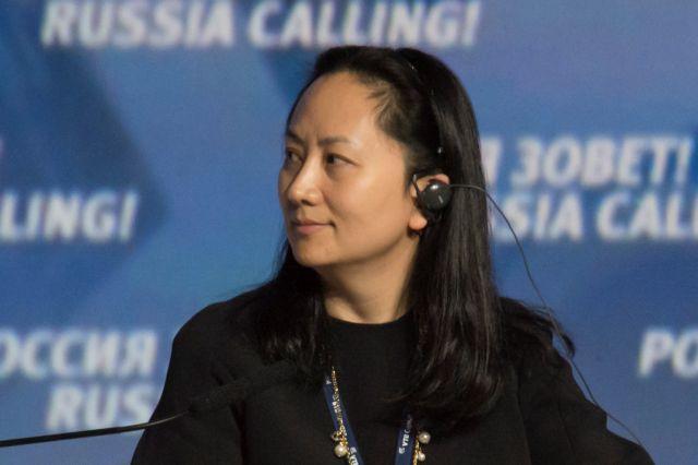 Τεταμένες σχέσεις ΗΠΑ-Κίνας μετά τη σύλληψη της Μενγκ Ουάνγκζου | tanea.gr