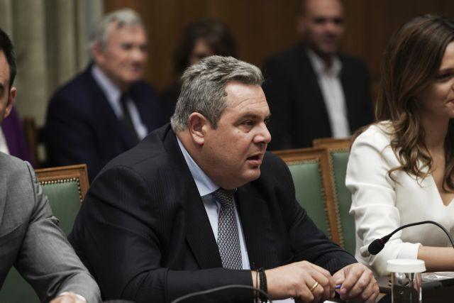 Ανεξέλεγκτος Καμμένος: Συμβούλιο πολιτικών αρχηγών να μπλοκάρει τη συμφωνία | tanea.gr