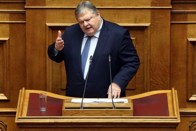 Βενιζέλος για επίθεση ΣΚΑΪ: Ωμή εγκληματική ενέργεια στην καρδιά της Δημοκρατίας | tanea.gr