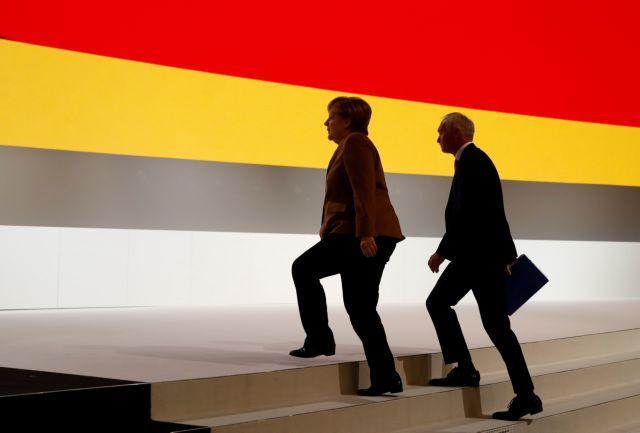 Αναβρασμός στο CDU λίγο πριν την αποχώρηση της Μέρκελ | tanea.gr