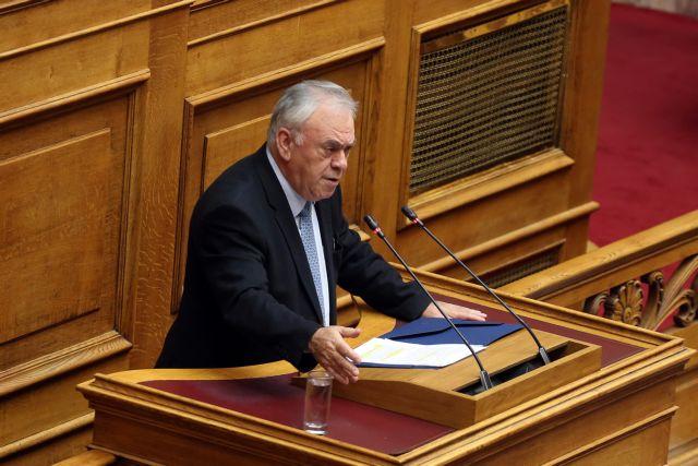 Δραγασάκης: Ως το τέλος του χρόνου η τροπολογία για τον εξωδικαστικό συμβιβασμό | tanea.gr