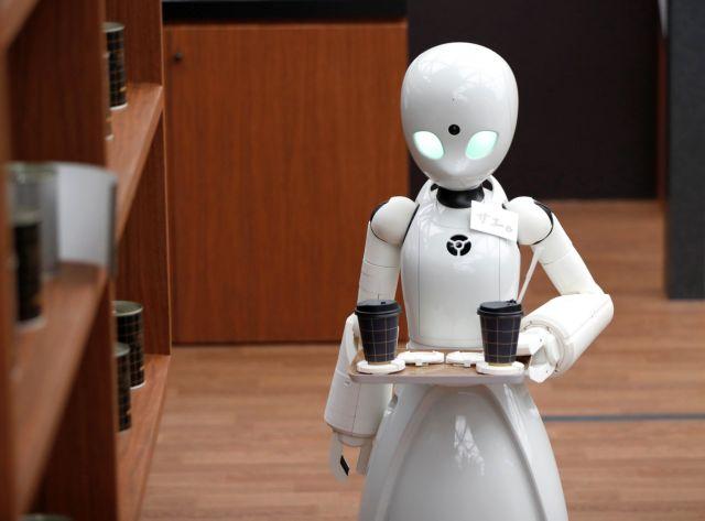 Στο Τόκιο η πρώτη καφετέρια με σερβιτόρους-ρομπότ (video+εικόνες) | tanea.gr